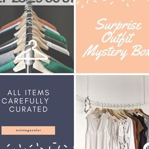 Mystery Box | Surprise Outfit Mystery Box